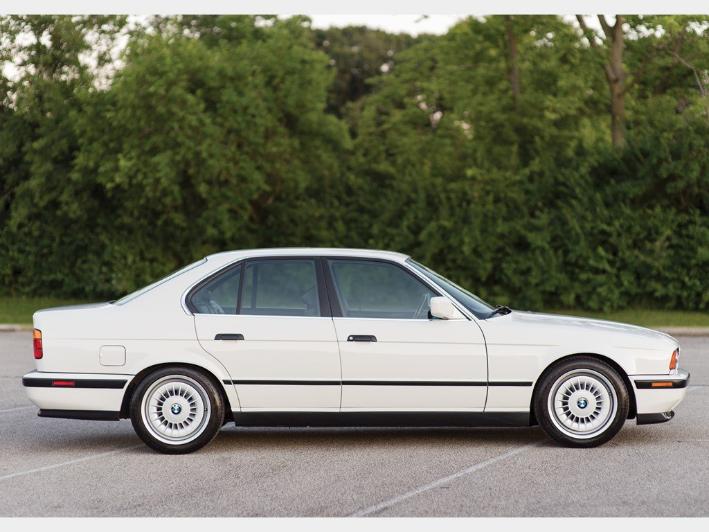 1991 BMW M5  For Sale by Auction (picture 5 of 6)