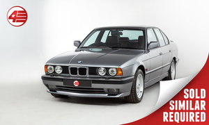 1991 BMW E34 535i Sport /// Manual /// 118k Miles SOLD