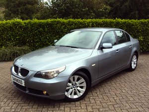 2004 An EXCEPTIONAL Low Mileage & Cherished BMW 530i PETROL - FSH For Sale