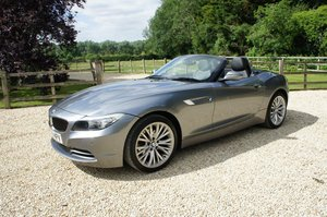 2009 BMW Z4 2.5lt 23i sDRIVE Manual - 34k, just serviced MOT For Sale
