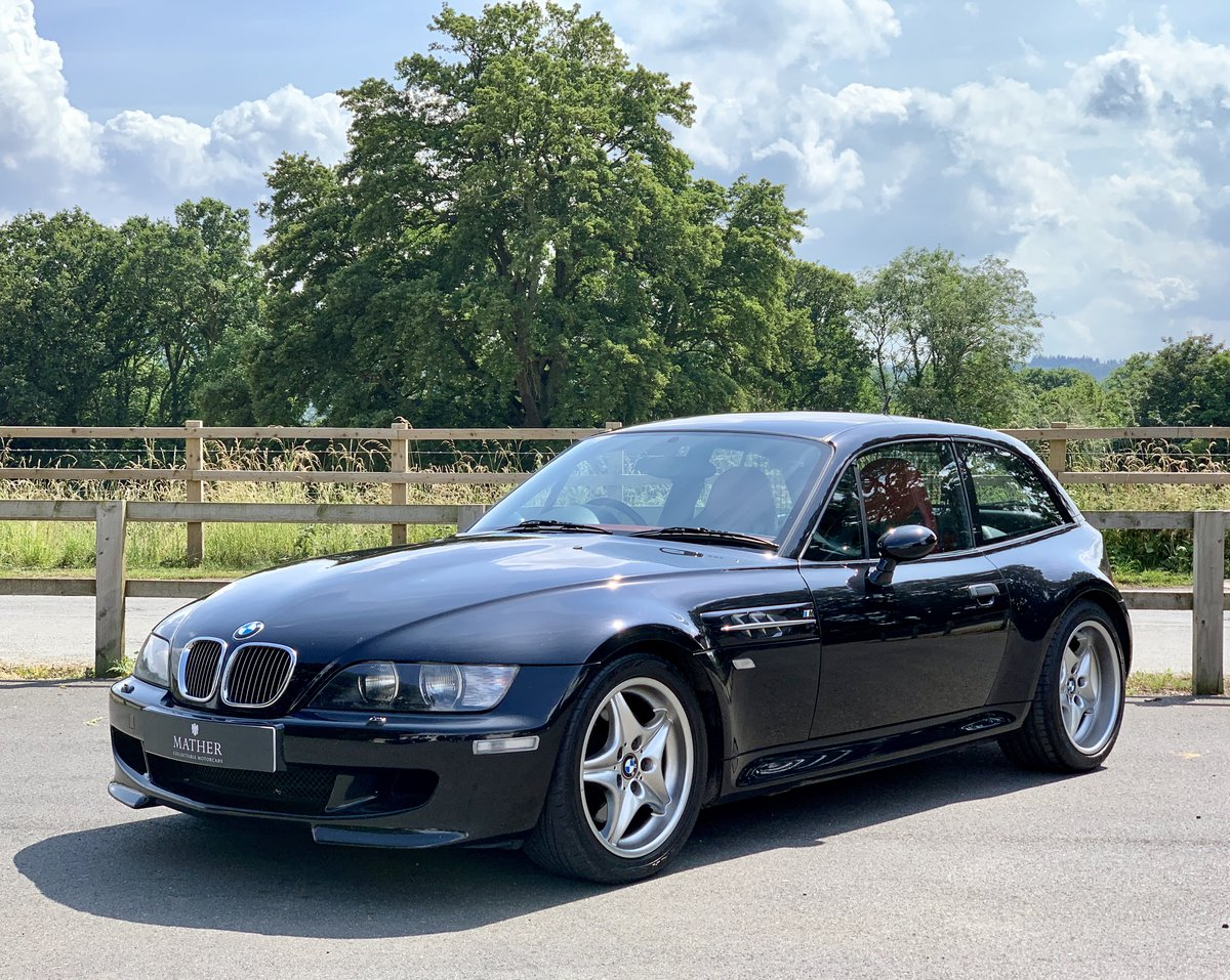 2000 BMW Z3 M Coupe  For Sale (picture 1 of 6)
