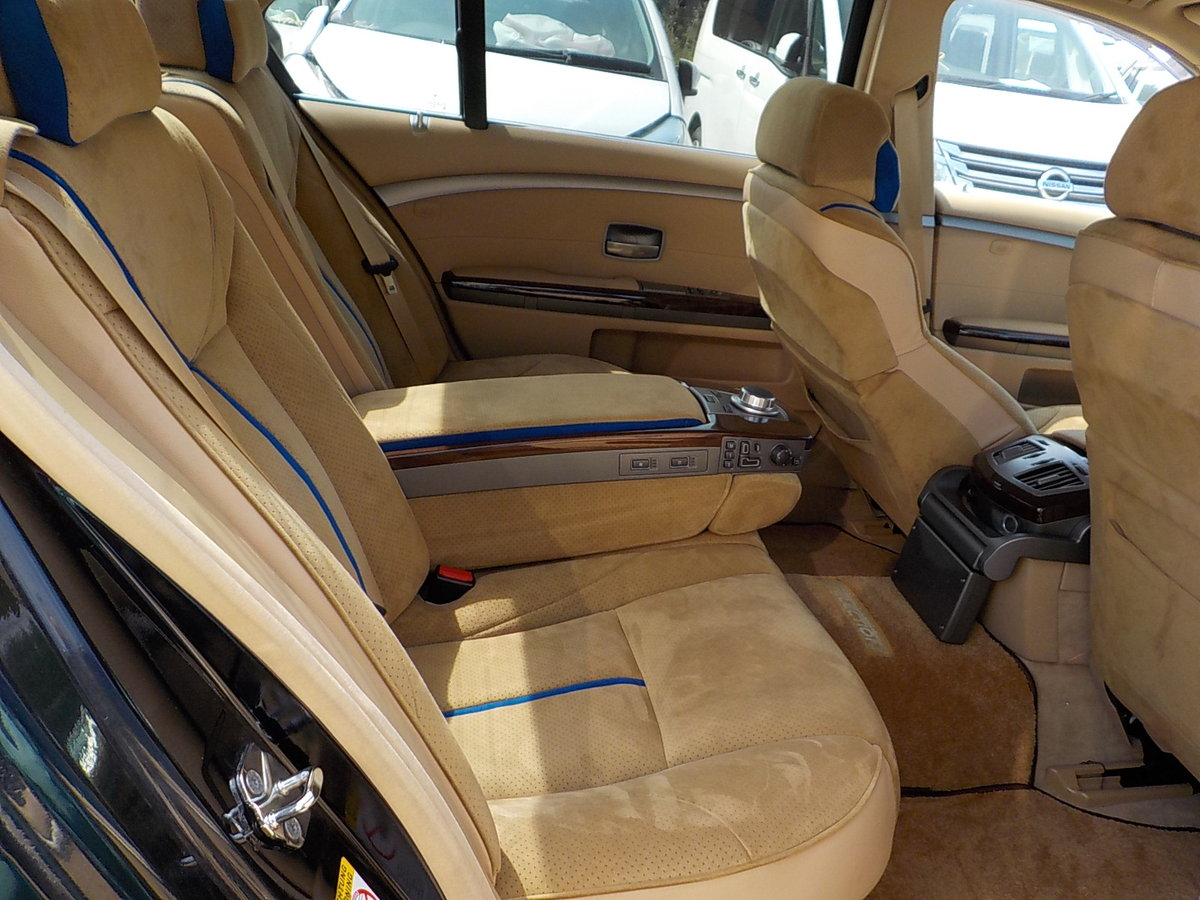 2006 BMW 7 SERIES 750li 4.8 AUTOMATIC LWB * VERY HIGH SPEC * For Sale (picture 4 of 6)