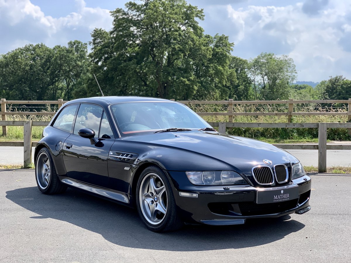 2000 BMW Z3 M Coupe  For Sale (picture 2 of 6)