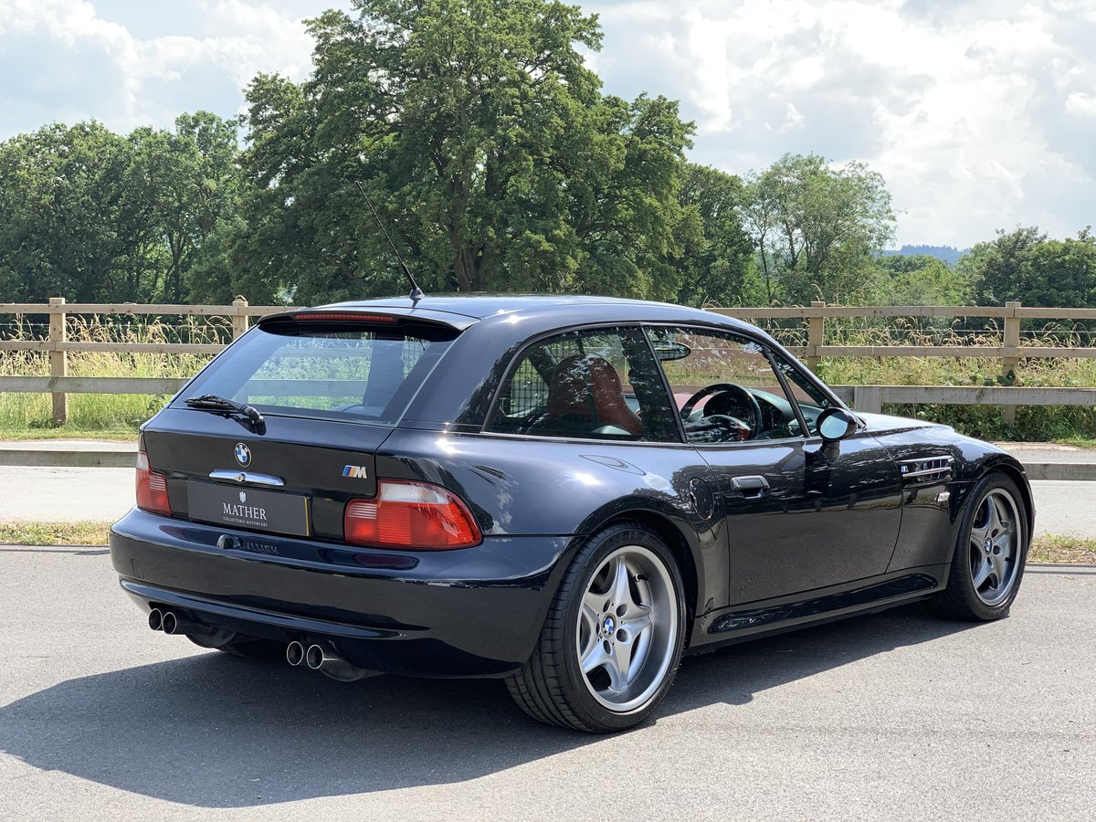 2000 BMW Z3 M Coupe  For Sale (picture 3 of 6)