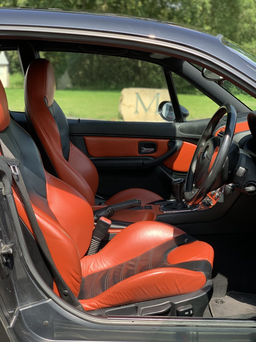 2000 BMW Z3 M Coupe  For Sale (picture 5 of 6)