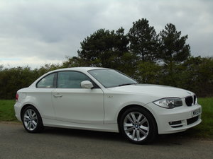 BMW 120D 2.0TD Sport Coupe Auto 2009 Only 78000 Miles For Sale