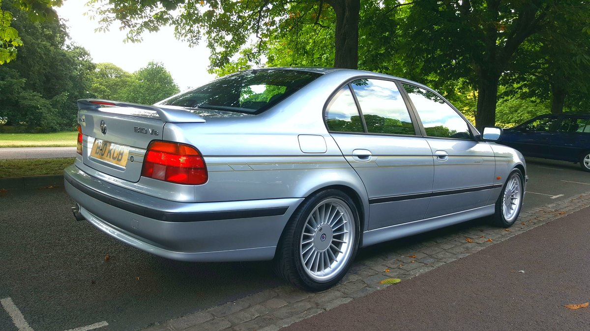 1998 BMW Alpina B10 4.6 V8 For Sale (picture 1 of 6)