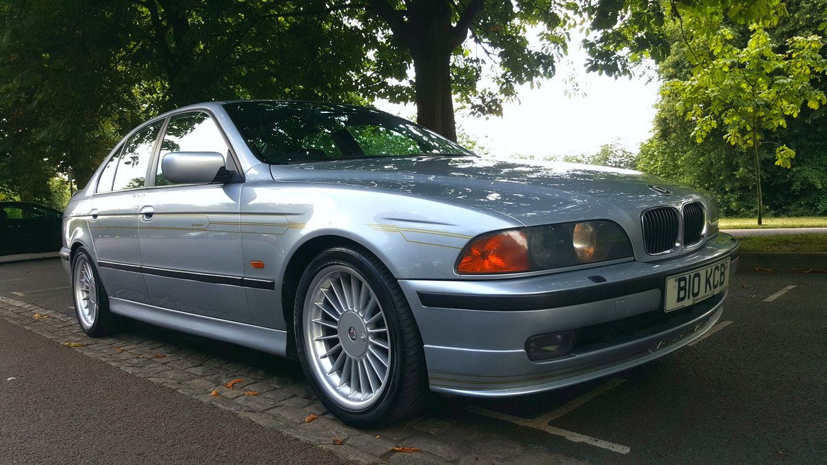 1998 BMW Alpina B10 4.6 V8 For Sale (picture 2 of 6)