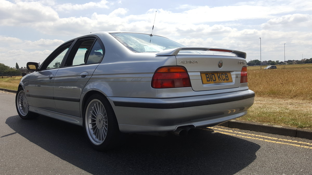 1998 BMW Alpina B10 4.6 V8 For Sale (picture 6 of 6)