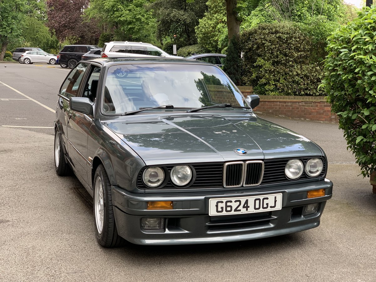 1990 BMW 325  M Tec 2 For Sale (picture 1 of 6)
