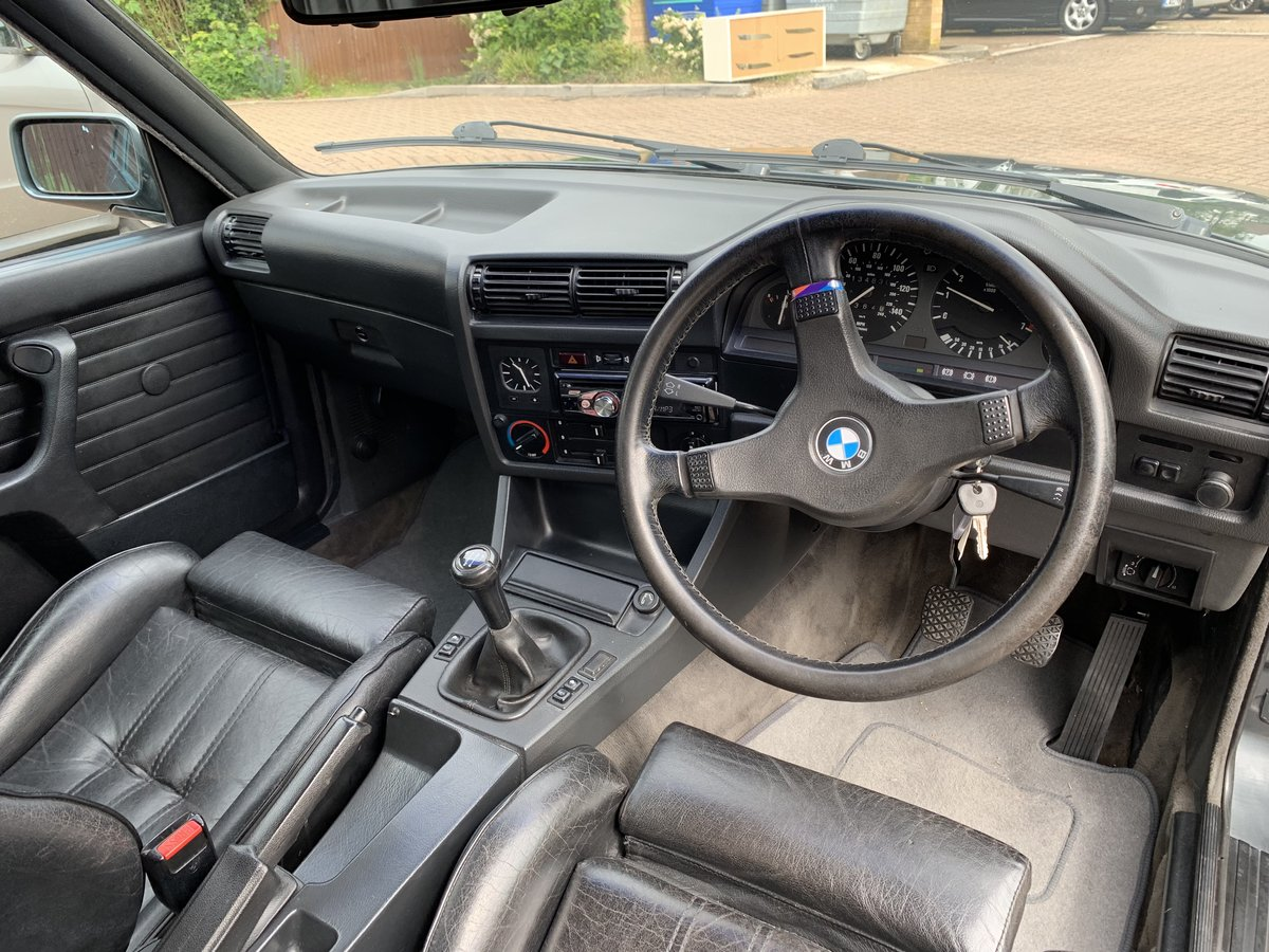 1990 BMW 325  M Tec 2 For Sale (picture 5 of 6)