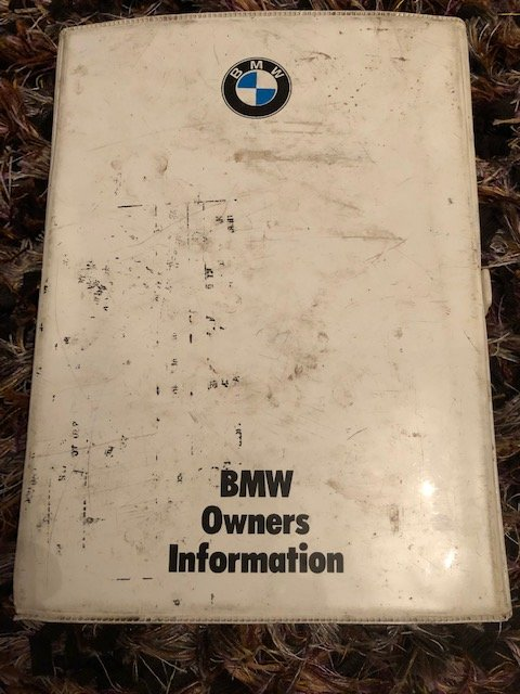 1987 BMW M635csi Shadowline edition (#410/524) For Sale (picture 6 of 6)