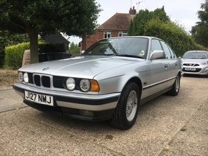 E34 5 Series 1991 525i auto For Sale