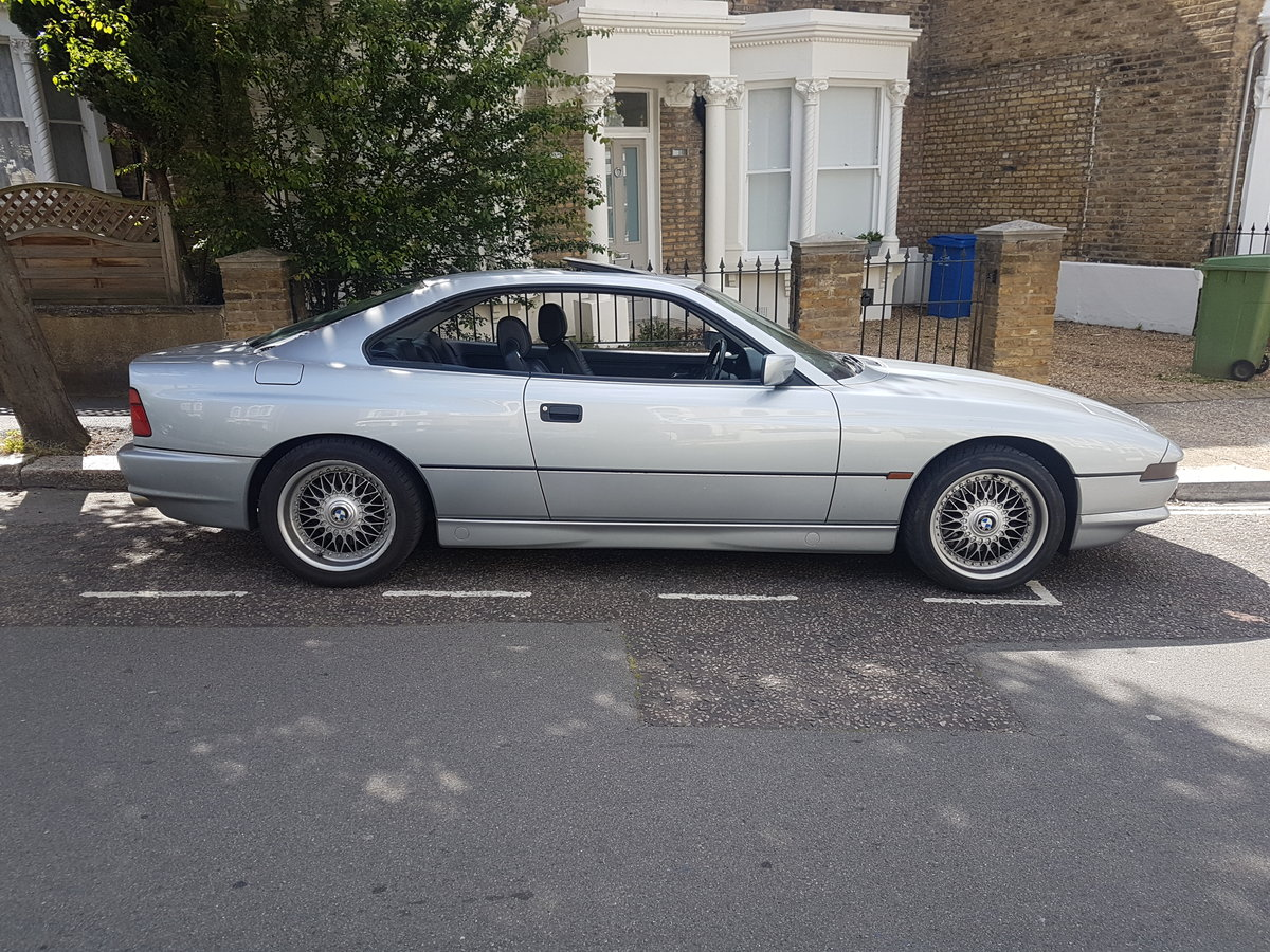 1995 1996 BMW 840Ci Auto 47k Low Miles 840 8 Series For Sale (picture 4 of 6)