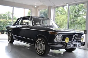 1973 BMW 2002 BAUR CABRIOLET - 1 OF 354 RHD CARS For Sale
