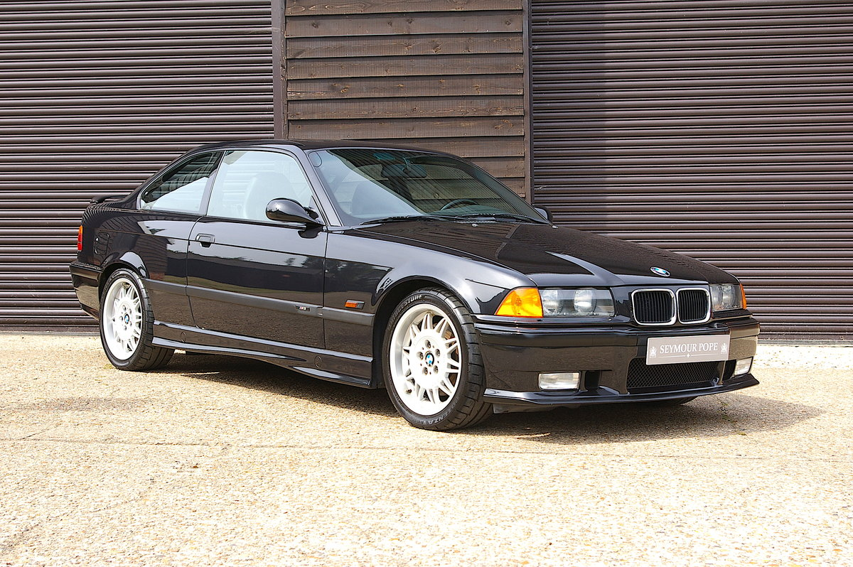 1995 BMW E36 M3 3.0 Manual Coupe LHD US SPEC (42,213 miles) For Sale (picture 1 of 6)