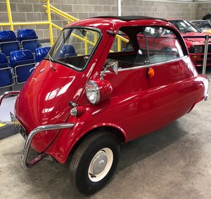 1959 BMW Isetta Bubble Car for sale at EAMA Auction 20/7