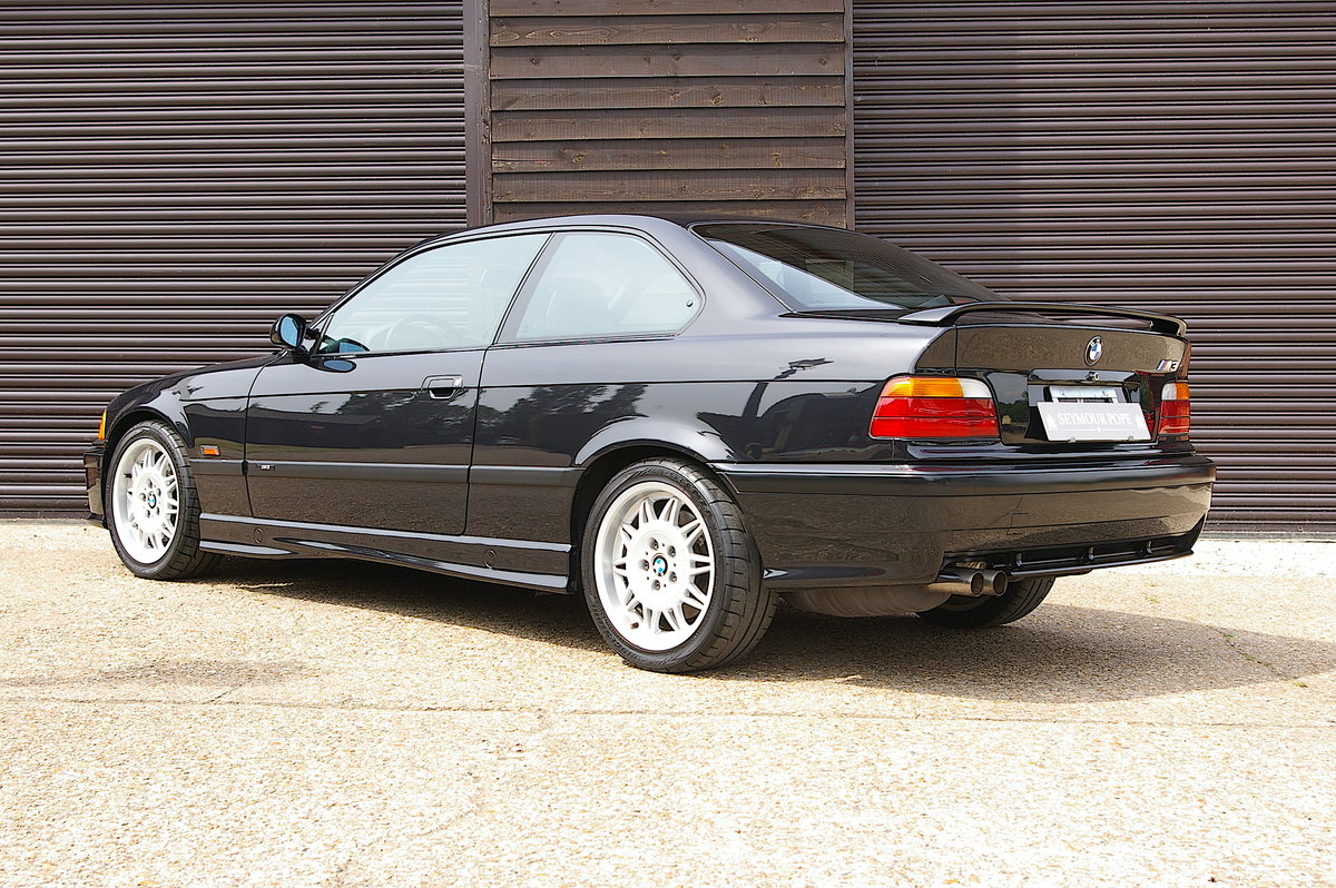 1995 BMW E36 M3 3.0 Manual Coupe LHD US SPEC (42,213 miles) For Sale (picture 3 of 6)