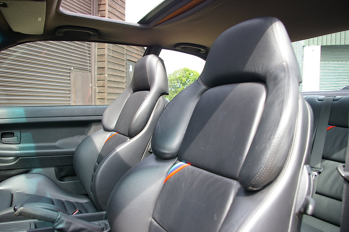 1995 BMW E36 M3 3.0 Manual Coupe LHD US SPEC (42,213 miles) For Sale (picture 5 of 6)