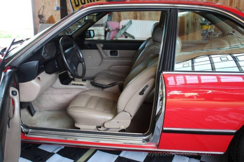 1988 BMW 635 CSI For Sale by Auction (picture 5 of 6)