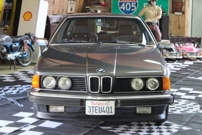 1985 BMW 635 CSI For Sale by Auction (picture 5 of 6)