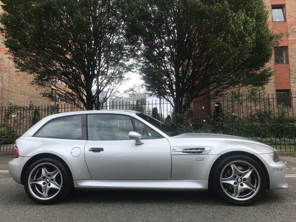 2002 Rare S54 with FBMWSH and Low Miles For Sale | Car And Classic