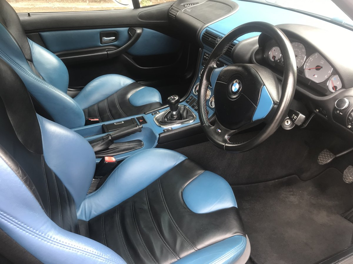 2002 Rare S54 with FBMWSH and Low Miles For Sale (picture 4 of 6)