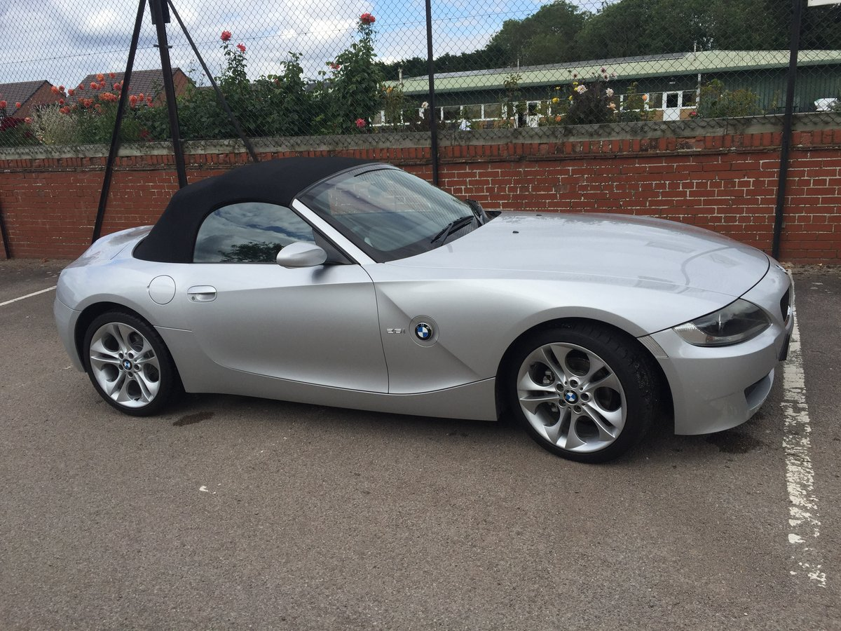 2006 BMW Z4 2.5i SPORT For Sale (picture 3 of 6)