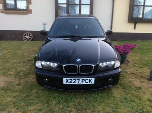 2000 BMW Low Mileage 3 Series For Sale