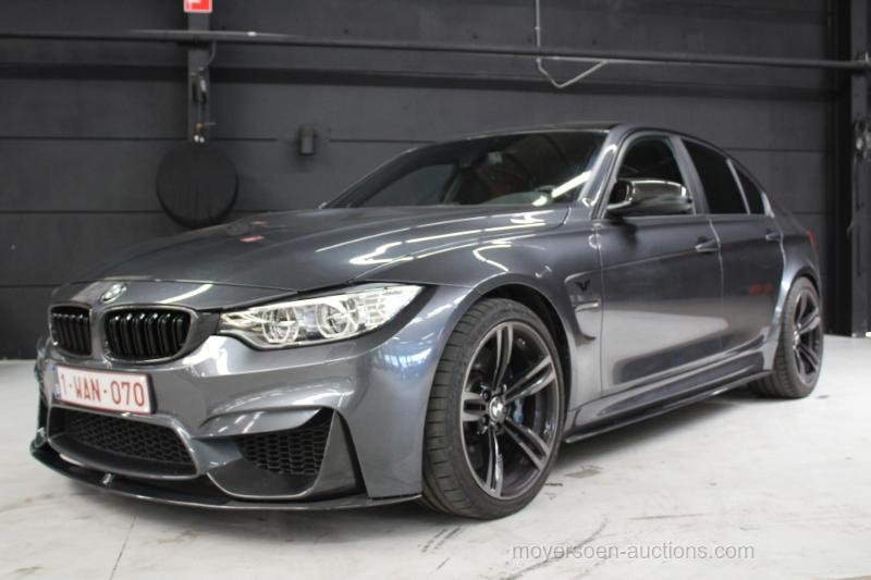 2014 BMW M3 F80 For Sale by Auction (picture 1 of 6)