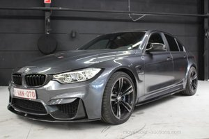 2014 BMW M3 F80 For Sale by Auction
