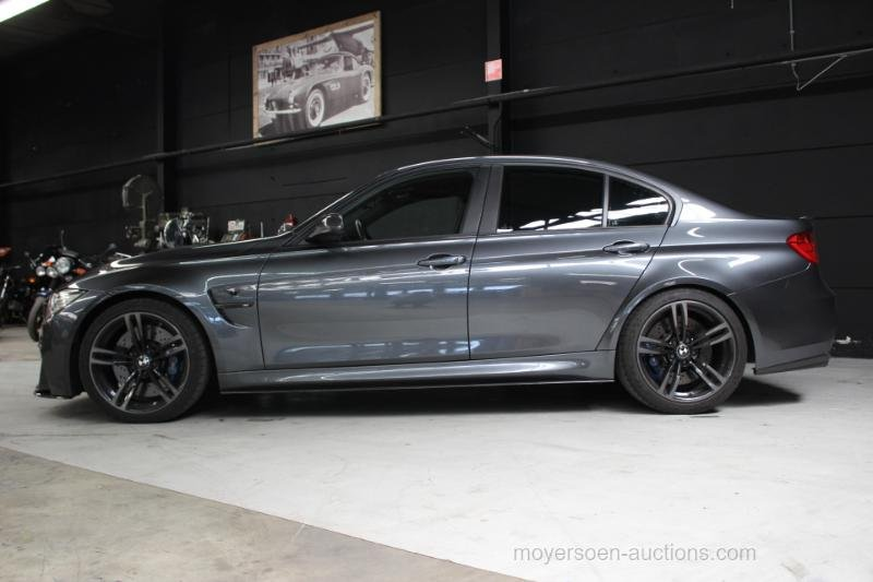 2014 BMW M3 F80 For Sale by Auction (picture 2 of 6)