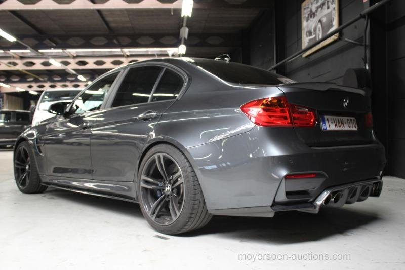 2014 BMW M3 F80 For Sale by Auction (picture 3 of 6)