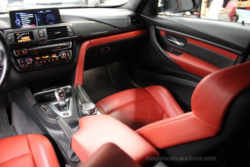 2014 BMW M3 F80 For Sale by Auction (picture 4 of 6)