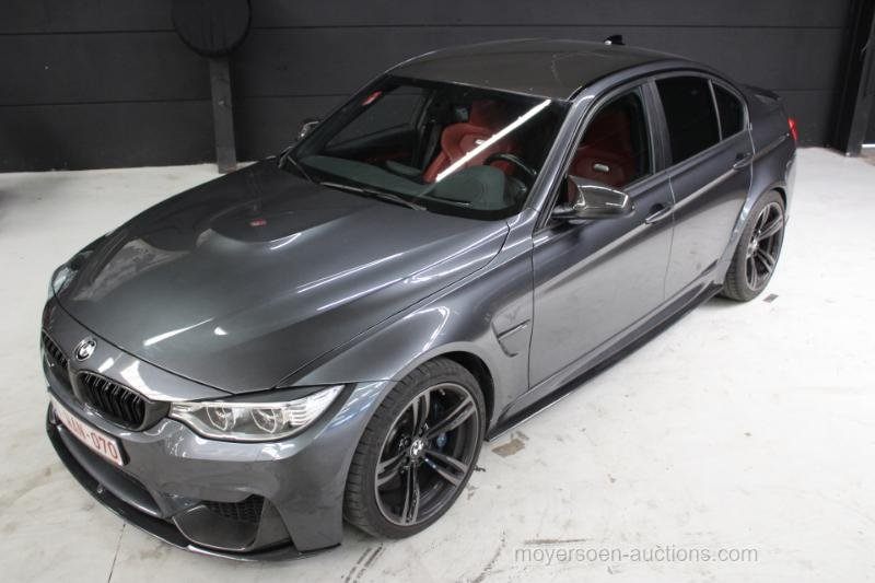 2014 BMW M3 F80 For Sale by Auction (picture 6 of 6)