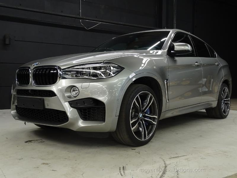 2018 BMW X6 M For Sale by Auction (picture 1 of 6)