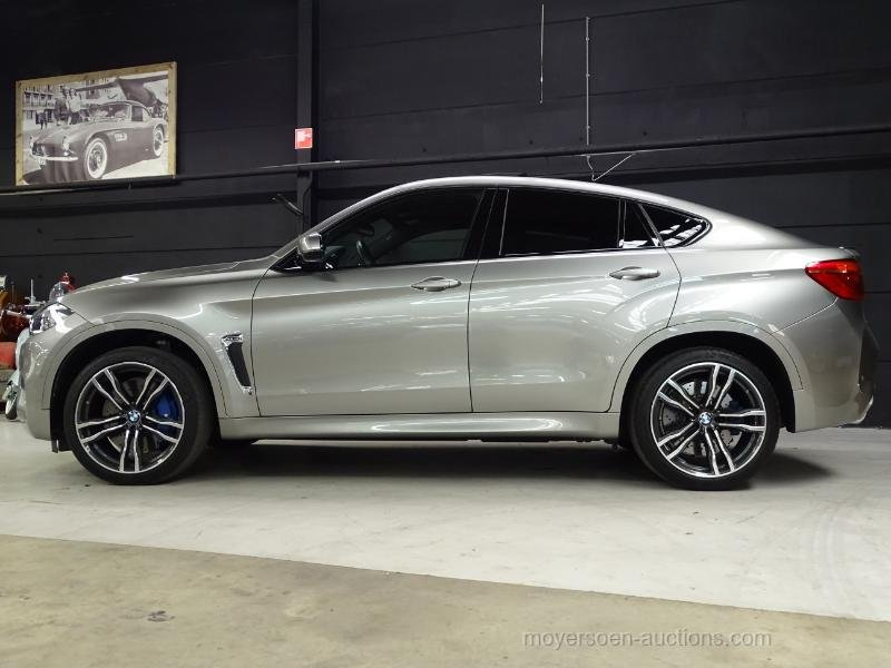 2018 BMW X6 M For Sale by Auction (picture 2 of 6)