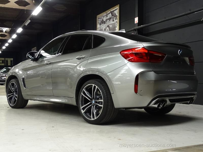 2018 BMW X6 M For Sale by Auction (picture 3 of 6)