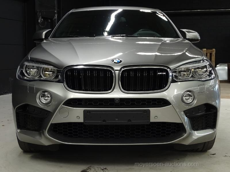 2018 BMW X6 M For Sale by Auction (picture 4 of 6)