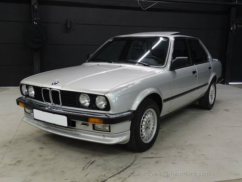 1985 BMW 325e E30  For Sale by Auction (picture 1 of 6)