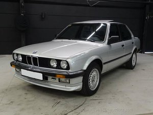 1985 BMW 325e E30  For Sale by Auction