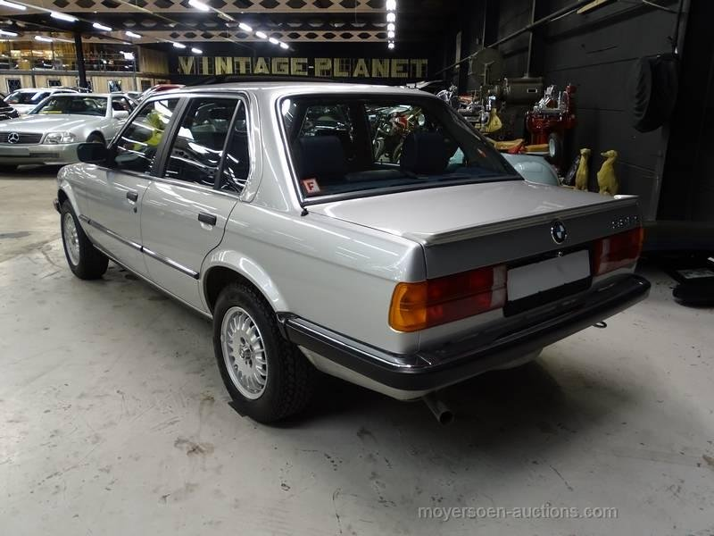 1985 BMW 325e E30  For Sale by Auction (picture 3 of 6)