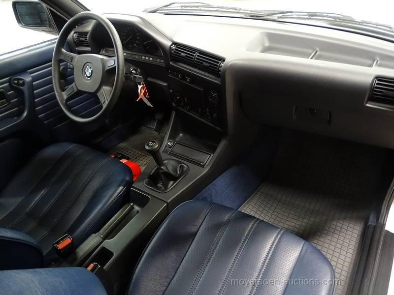 1985 BMW 325e E30  For Sale by Auction (picture 6 of 6)