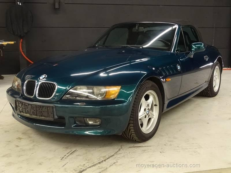1997 BMW Z3 Bouwjaar For Sale by Auction (picture 1 of 6)