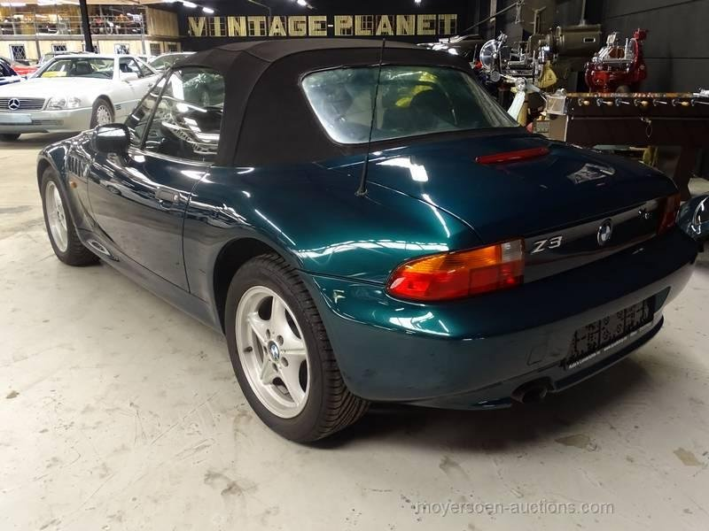 1997 BMW Z3 Bouwjaar For Sale by Auction (picture 3 of 6)