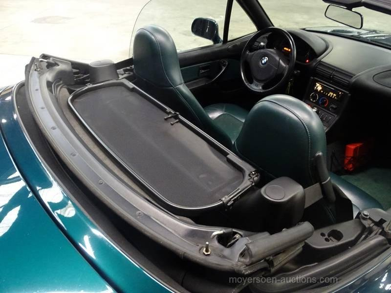 1997 BMW Z3 Bouwjaar For Sale by Auction (picture 5 of 6)