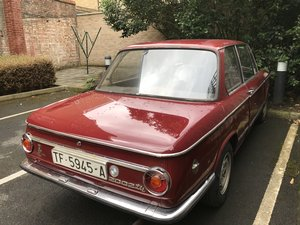 BMW 2002 tii 1972 Roundie For Sale