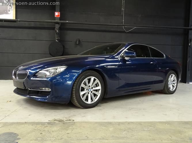 2011 BMW 640D Coupé  For Sale by Auction (picture 1 of 6)