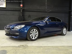 2011 BMW 640D Coupé  For Sale by Auction