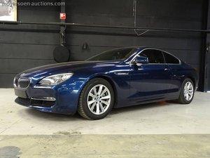 2011 BMW 640D Coupé  For Sale by Auction